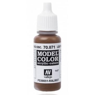 Peinture Acrylique Model Color (17ml) - Matt Leather Brown