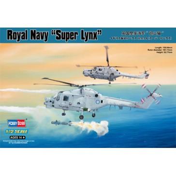 "Royal Navy ""Super Lynx"" 1/72"