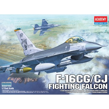 F-16 CG/CJ F. Falcon 1/72