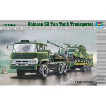 Chin.50Ton Transport 1/35
