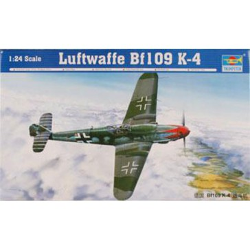 Messersch. Bf109 K-4 1/24