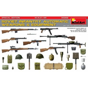 Soviet Infantry Automatic Weap.1/35