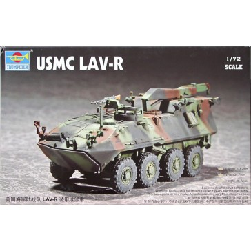 USMC LAV-R 1/72