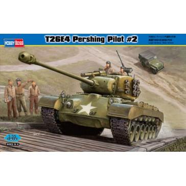 T26E4 Pershing Pilot 1/35