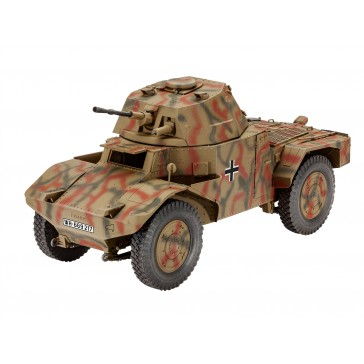 DISC.. Armoured Scout Vehicle P204 (f) 1:35