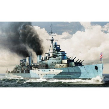 HMS Belfast 1942 1/350