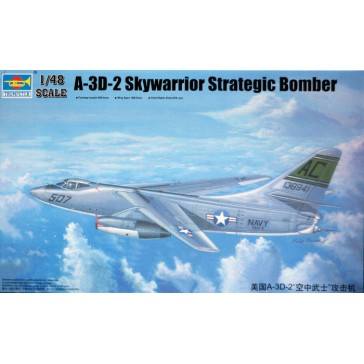 A3D2 Skywarrior Strategic Bomb.1/48