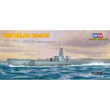 USS Balao SS-285 1/700