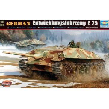 German E-25 Tank 1/35