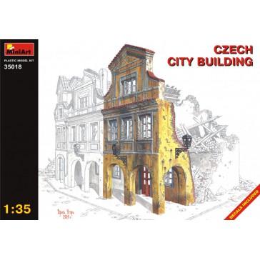 Czech City Building 1/35