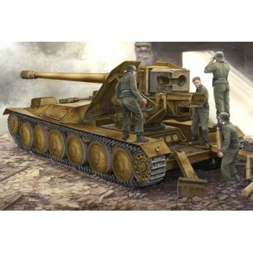 12.8cm PAK 44 Waffent1/35