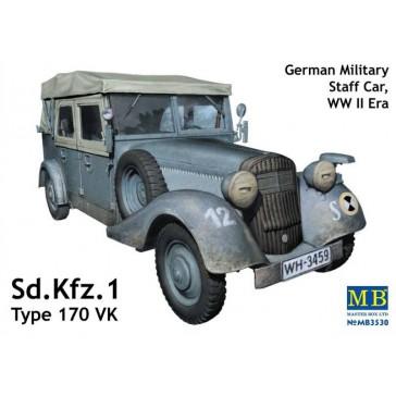 Mercedes-Benz VK-170 (3in1) 1/35