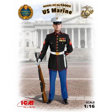 US Marines Sergeant 1/16