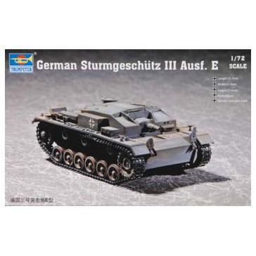 Sturmgeschütz III/E 1/72