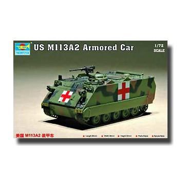 US M113A2 Tank 1/72