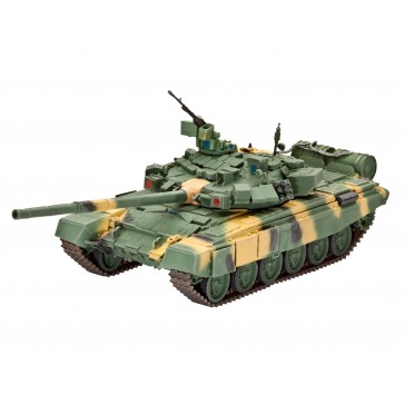 DISC.. Russian Battle Tank T-90 1:72
