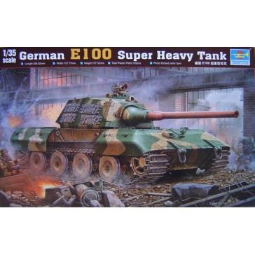 German E-100 Tank 1/35