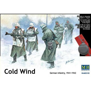 Cold Wind Germ Infantry 41 1/35