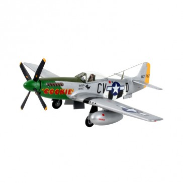 P 51D Mustang 1:72