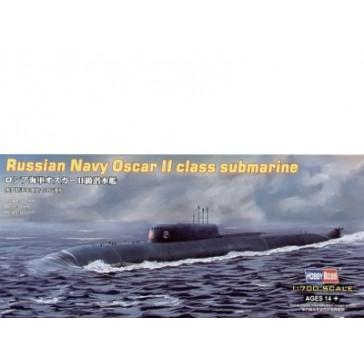 Russian Navy Oscar II sub 1/700