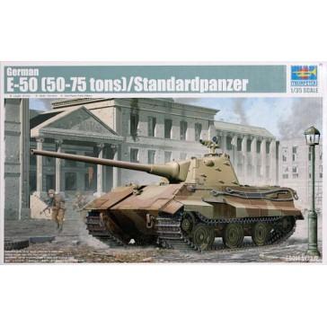 German E-50 Panzer 1/35