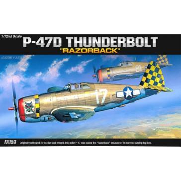 P-47D THUND. RAZOR 1/72