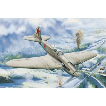 IL-2 Ground Attack Aircraft 1/32