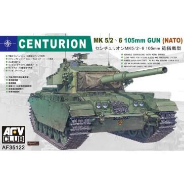 Centurion Mk 5/2.6 105mm 1/35