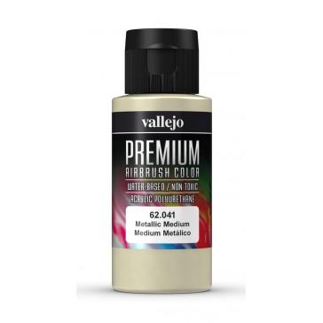 Premium RC acrylic color (60ml) - Metallic Medium