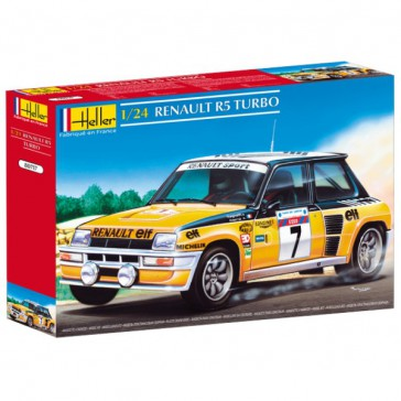 Renault 5 Turbo 1/24