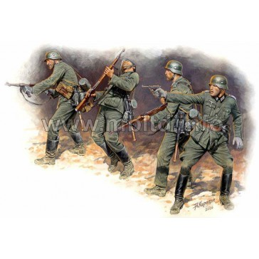 Estern N°1 German Infantry 1/35