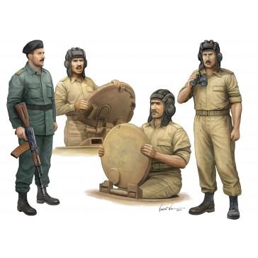 Iraqi Tank Crew 1/35