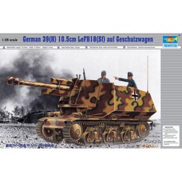 H-39 Tank LeFH18 Sf 1/35