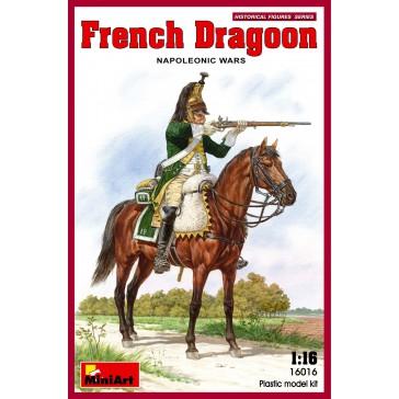 French Dragoon Nap.War 1/16
