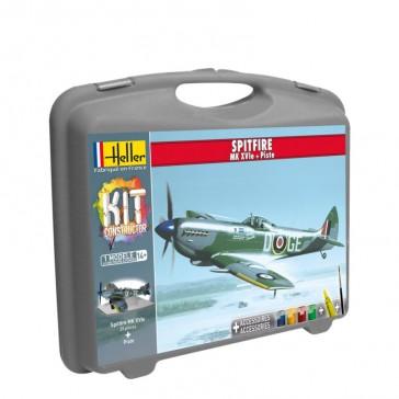 Spitfire + piste 1/72