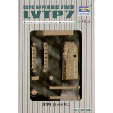 LVTP7 Amphibium 1/144