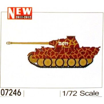 Panther SS-Pz Wiking 1/72