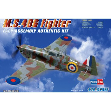 MS.406 Fighter 1/72