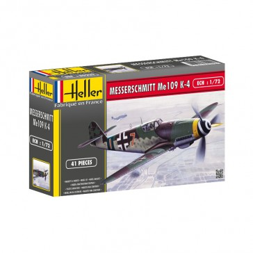 Me 109 K-4 WWII 1/72