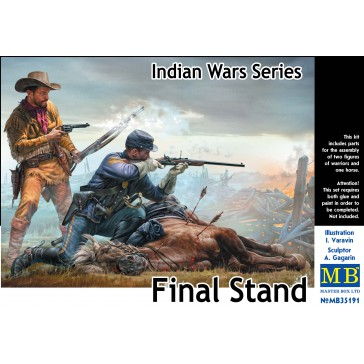 Final Stand Indian Wars Series 1/35