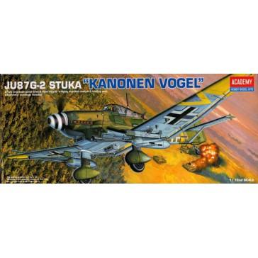 (12404) JU-87G-2 STUKA 1/72