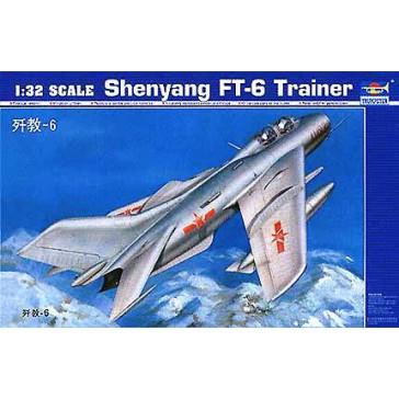 Shenyang FT-6 Trainer1/32
