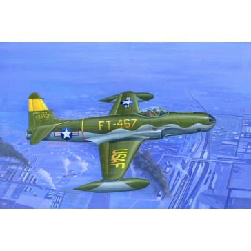 RF-80A Shooting Star fighter 1/48
