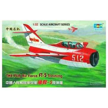 Chengdu FT-5 Trainer 1/32