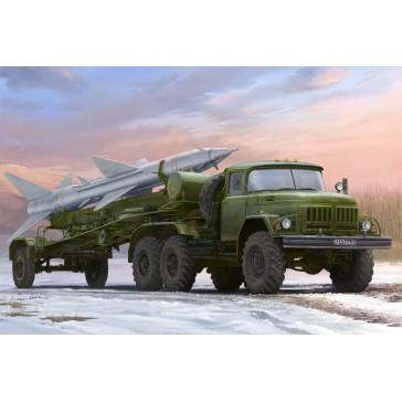 Russian ZIL-131V Towed PR-11 SA1/35