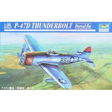 P47D-30 Dorsal Fin 1/32