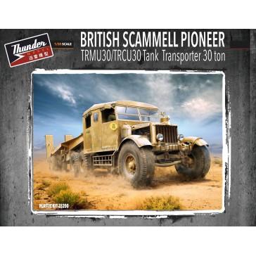 Scammell Pioneer Tank Transp.  1/35
