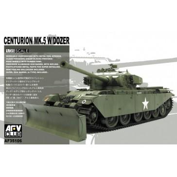 Centurion MK V Dozer Blade 1/35