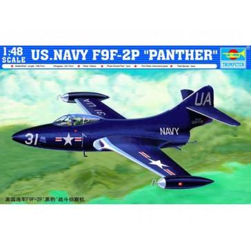 US Navy F9F-2P 1/48