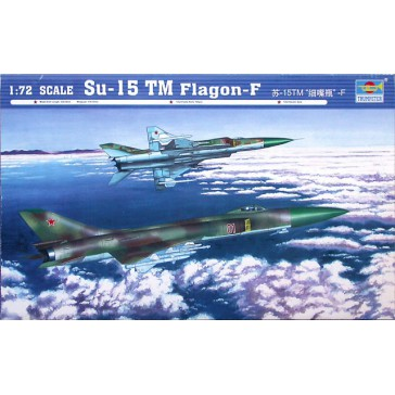Su-15 TM Flagon F 1/72